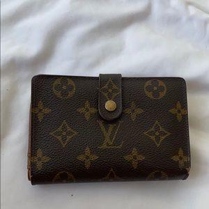 Authentic LOUIS VUITTON  Portefeuille Wallet